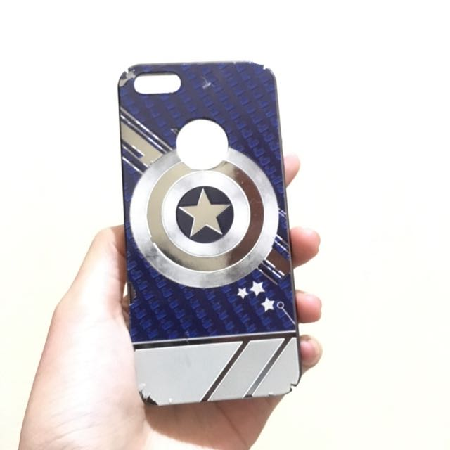Hardcase Iphone 5 Captain