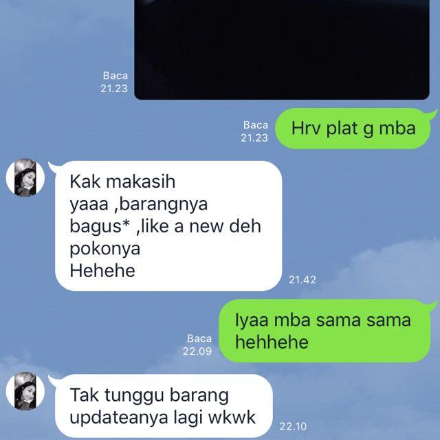 Hasil Cod Semarang