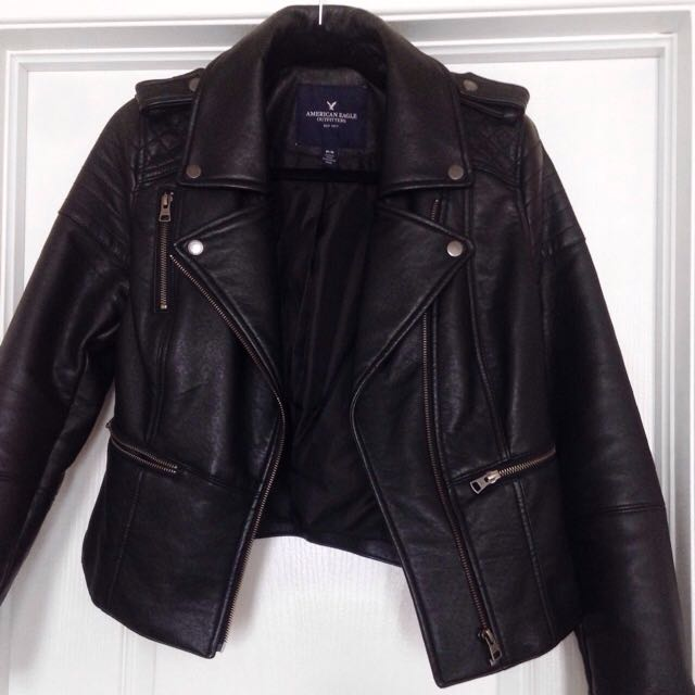 Heavy Duty Leather Jacket