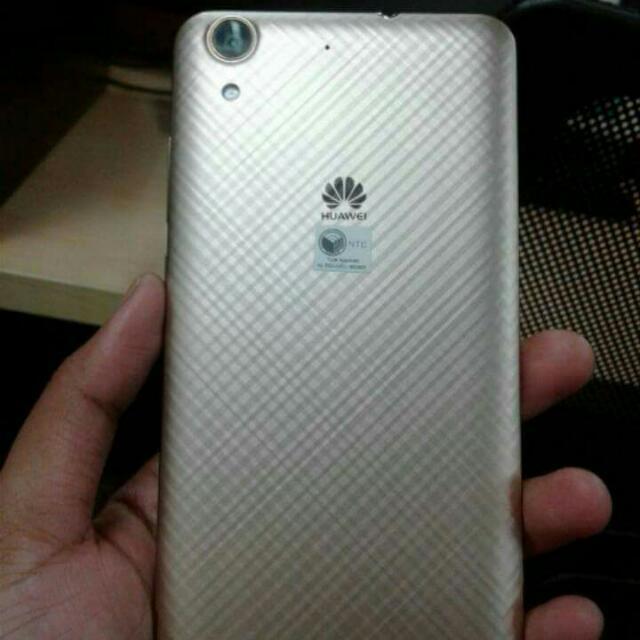 Huawei Y6II Y6 II Semi Complete Gold 16gb