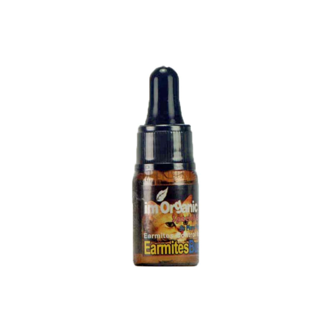 IM Organic Earmites Buster Obat Kutu Telinga Kucing IMO