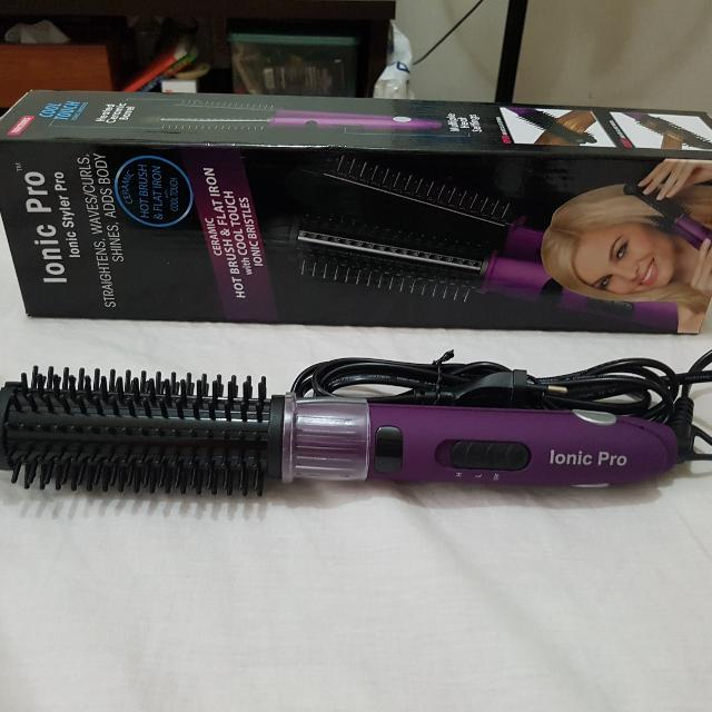 IN STYLER: Ionic Styler Pro (4 tools In 1)  https://www.ionicstylerpro.com
