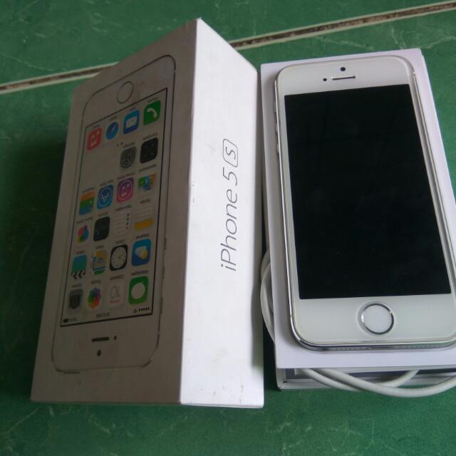 Iphone 5s 64gb Ex Resmi