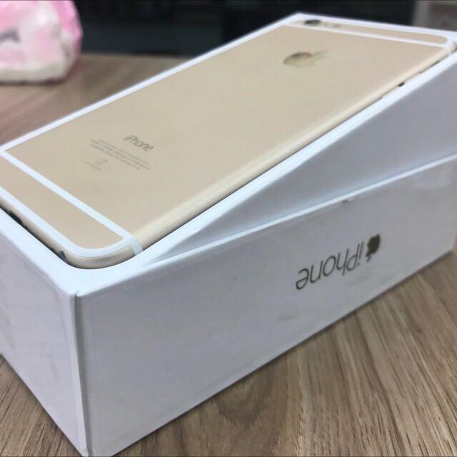 Iphone 6 Plus 64G金色