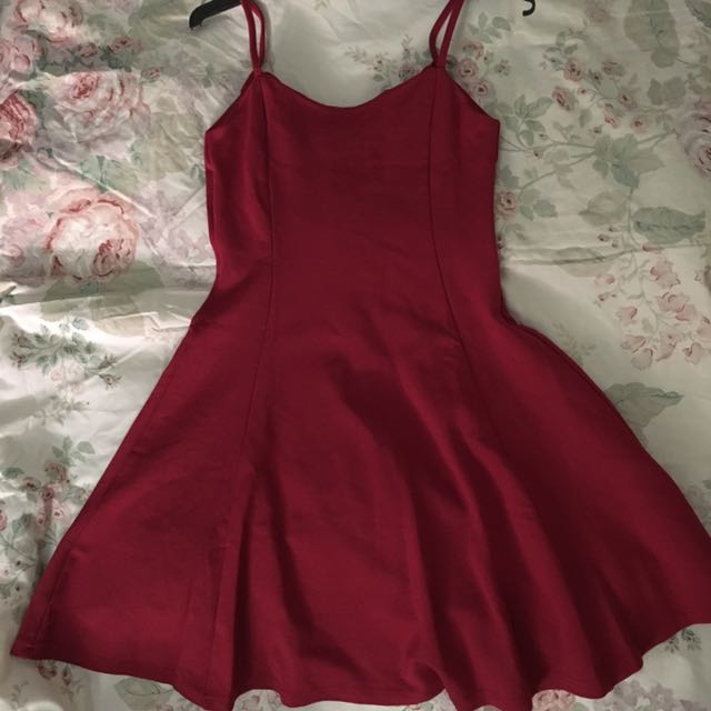 James Woo Skater Dress