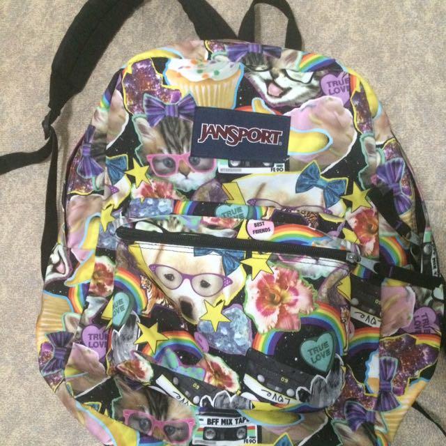 Jansport Backpacks (Slightly Used, Authentic)