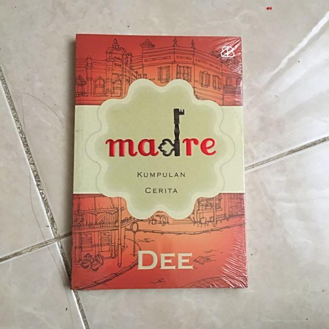 Kumpulan Cerita Madre