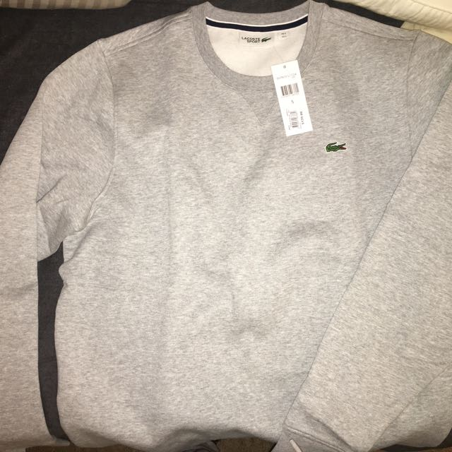Lacoste Jumper With Tag