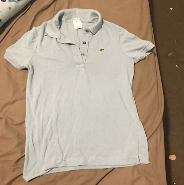 Lacoste Polo Shirt In Size 36