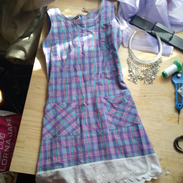 Lauren Alexander Vintage Dress Sz 6