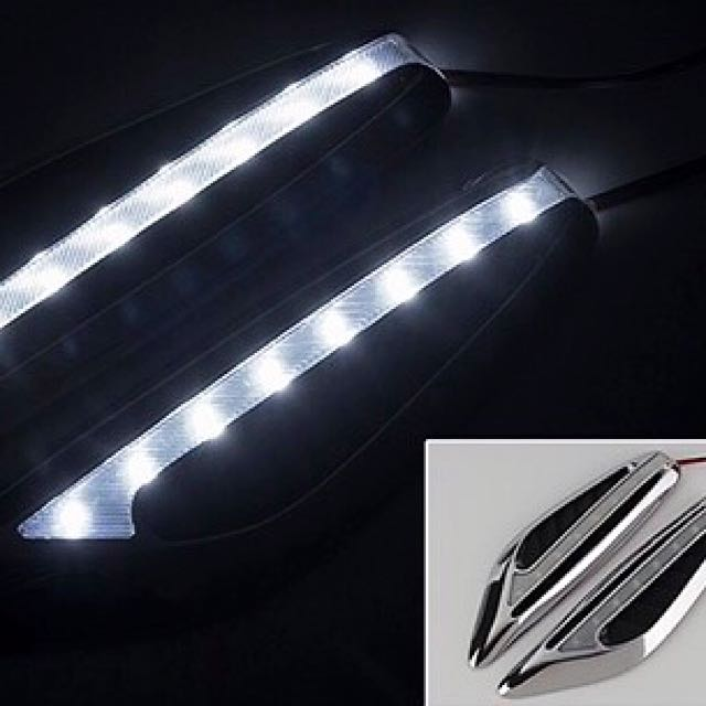 LED Side Signal Indicator, Car Accessories on Carousell