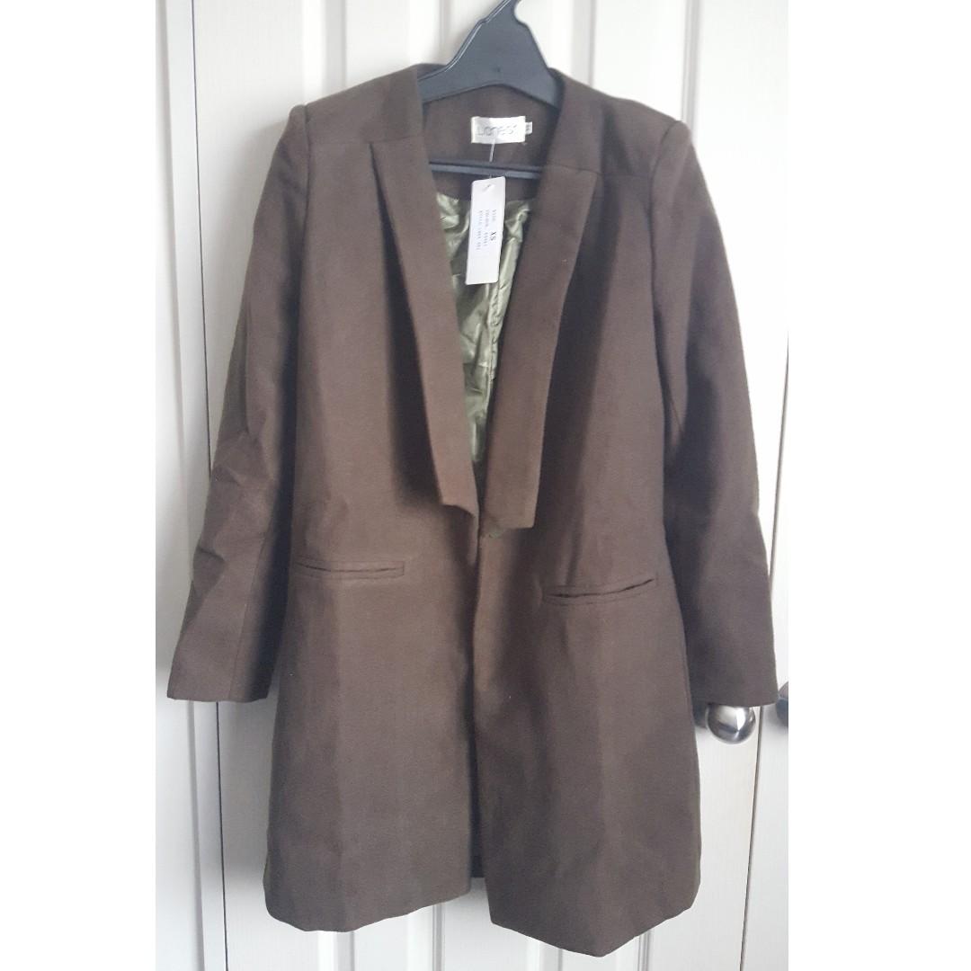 Lioness Khaki Coat