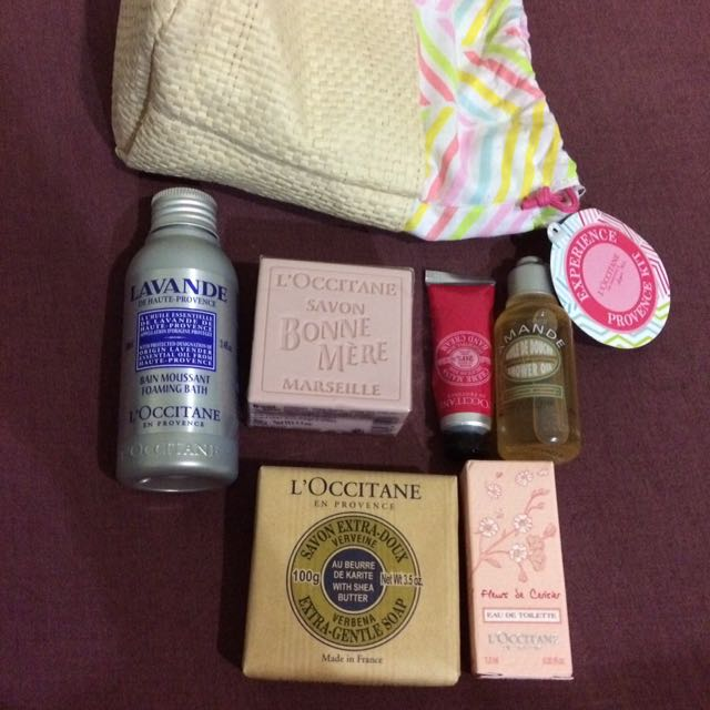 L'occitane Provence Kit