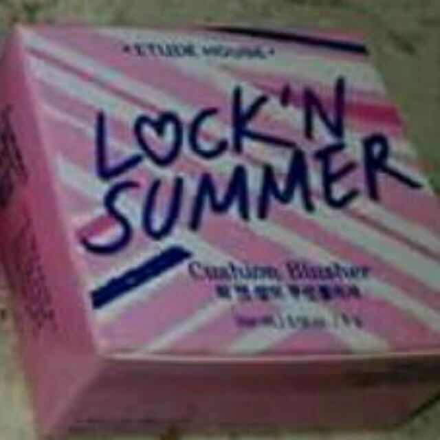 Lockn'Summer Blusher