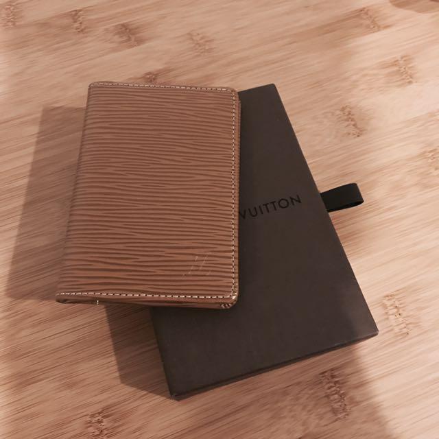 Louis Vuitton EPI Card Wallet