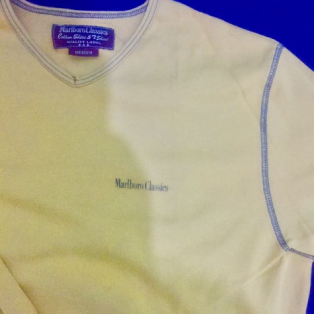 Malboro classic Long Sleeves T-shirt