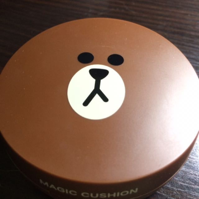 (降)Misha熊大氣墊粉餅