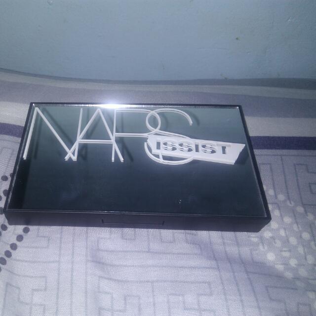 Nars Narsissist Dual Intensity Eyeshadow Palette