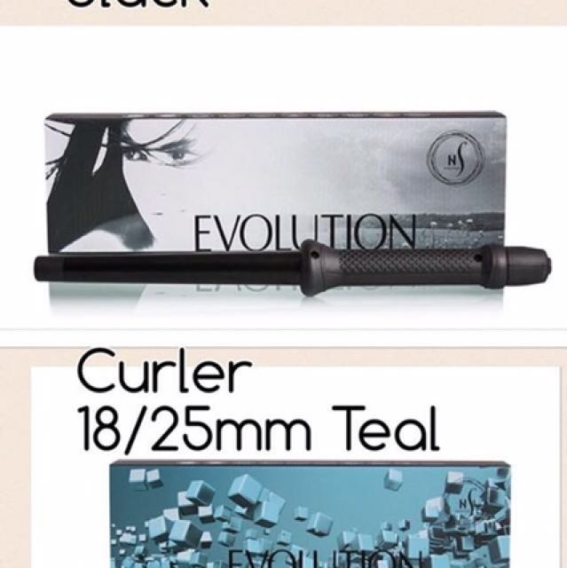 New Hair Curler Ceramic Heat Technology