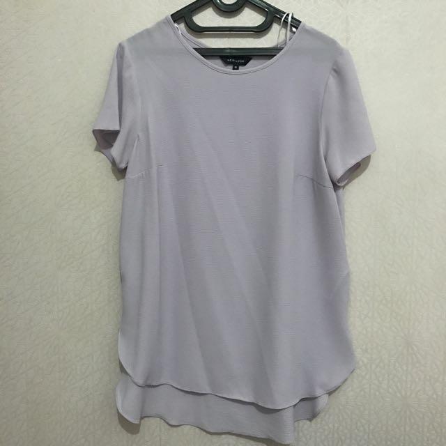 NEW LOOK Purple Shirt