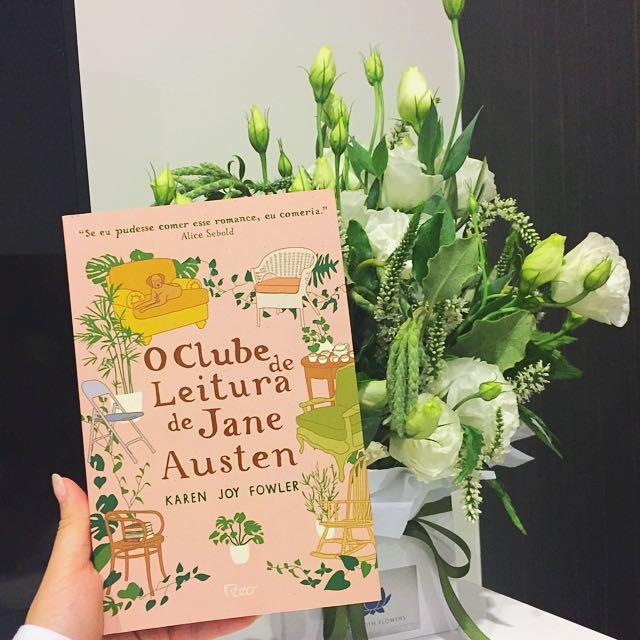 O Clube de Leitura de Jane Austen (French Novel)