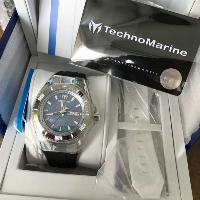 Original And Authentic Technomarine Watch