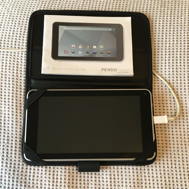"""Pendo Pad 7"""" Android Tablet"""