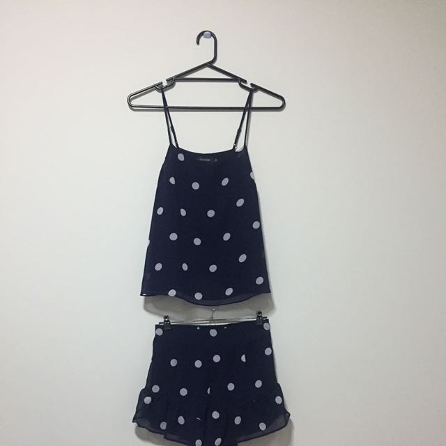 Polka Dot Co-Ord