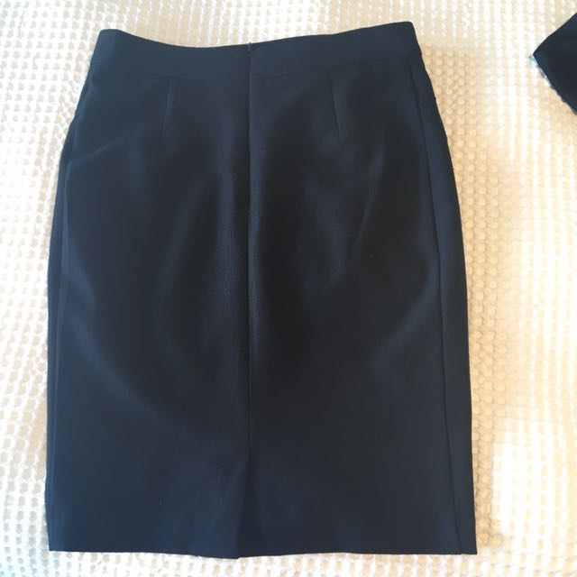 Portmans Work/office Pencil Skirt Size 10