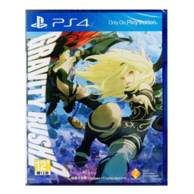 (全新)PS4 重力異想世界 2 中英文合版