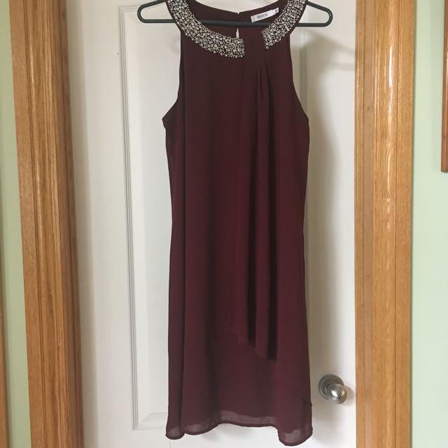 Ricki's Scoop Neck Dress