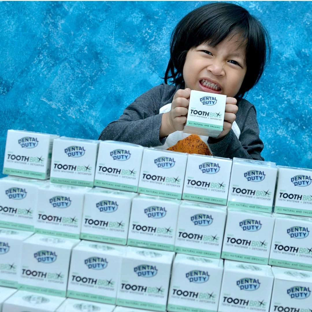 Rm 89 Promo Price Pemutih Gigi Arang Import Dental Duty Nu Smile Tooth Brite Health Beauty Skin Bath Body On Carousell