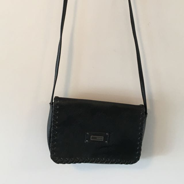 Roxy Cross Body Bag Black