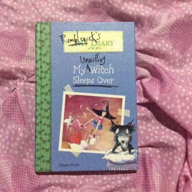 Rumblewick's Diary