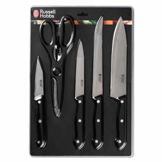 Russell Hobbs knife fusion 5 SET
