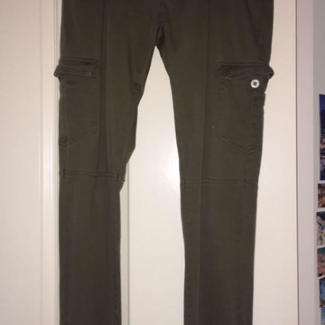 Rusty Cargo Pants