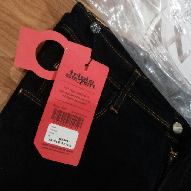 Sale Jeans (Habisin Stock)