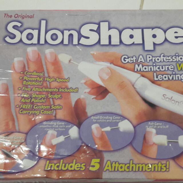 Salon Shopper