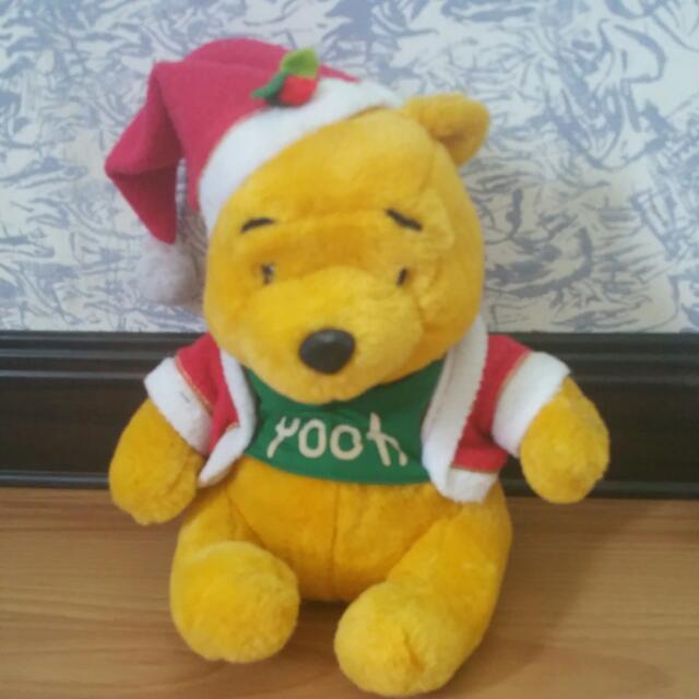 Santa Pooh