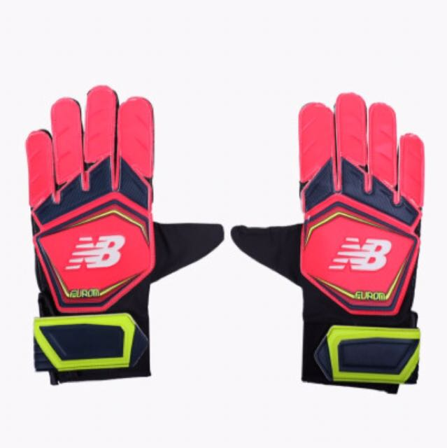Sarung Tangan Kiper New Balance Red Original