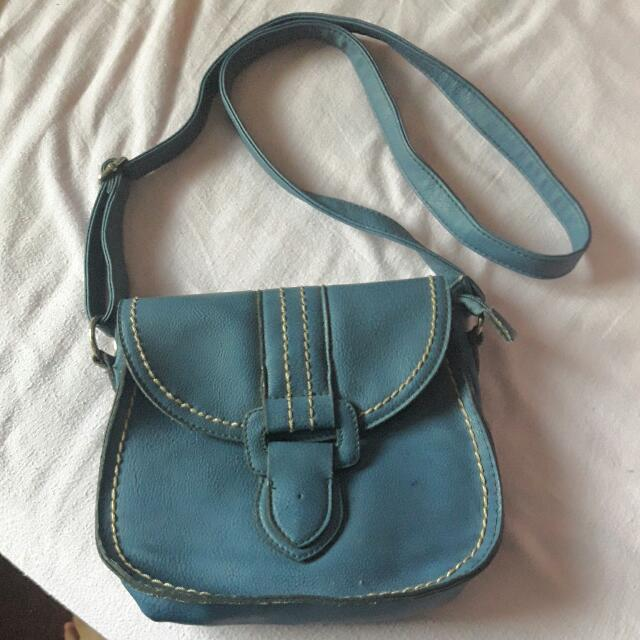 Secosana Blue Bag