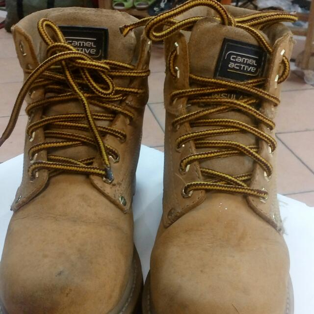 Sepatu Merk Camel fec746b615