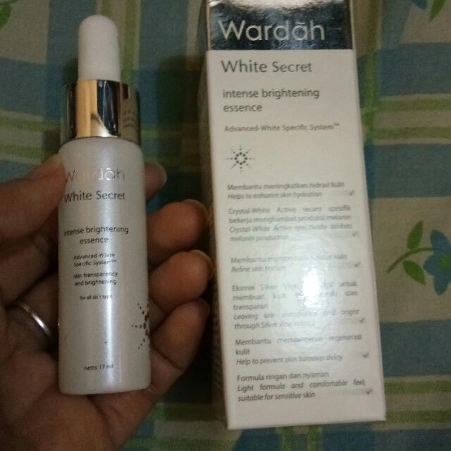 Serum White Secret Wardah