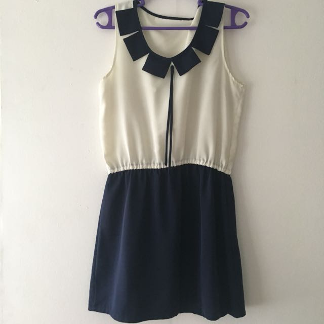 Short Preppy Dress