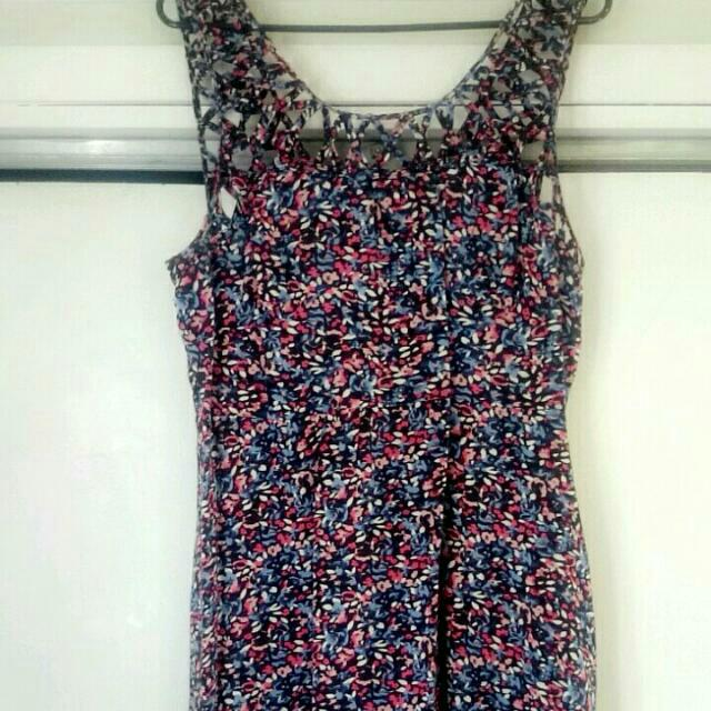 Short Summer Dress