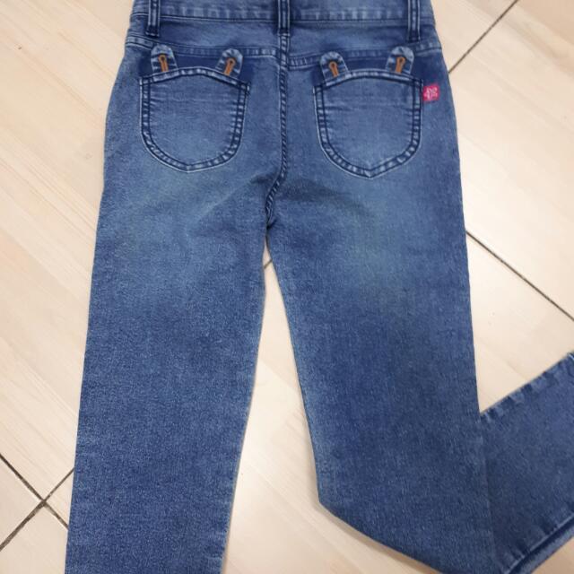 Skinny Bunny Jeans