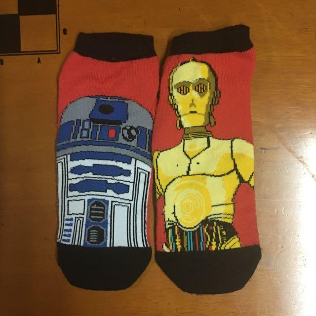 Star Wars Foot Socks