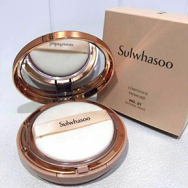 SULWHASOO compact powder