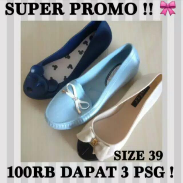 Super Promo Size 39
