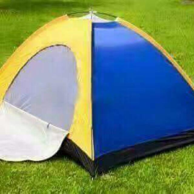 tent 2-8 persons